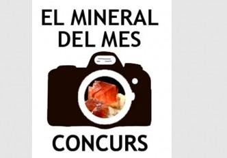 """Concurso """"El mineral del mes"""" - Marzo 2019."""