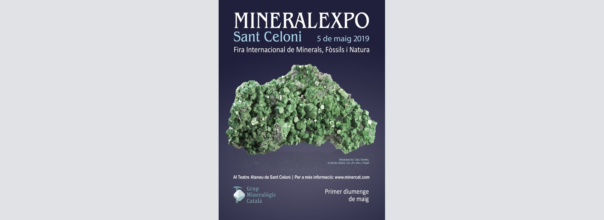 MineralExpo Sant Celoni 2019