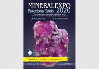 MineralExpo Barcelona-Sants 2019