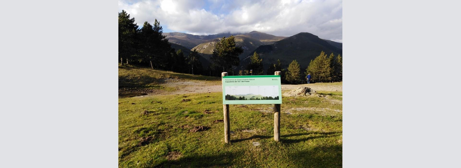 Mines del collet de les Barraques (Planoles), el Ripollès, Girona.