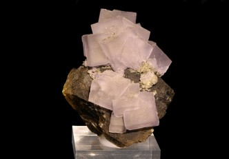 El mineral del mes de maig: Fluorita