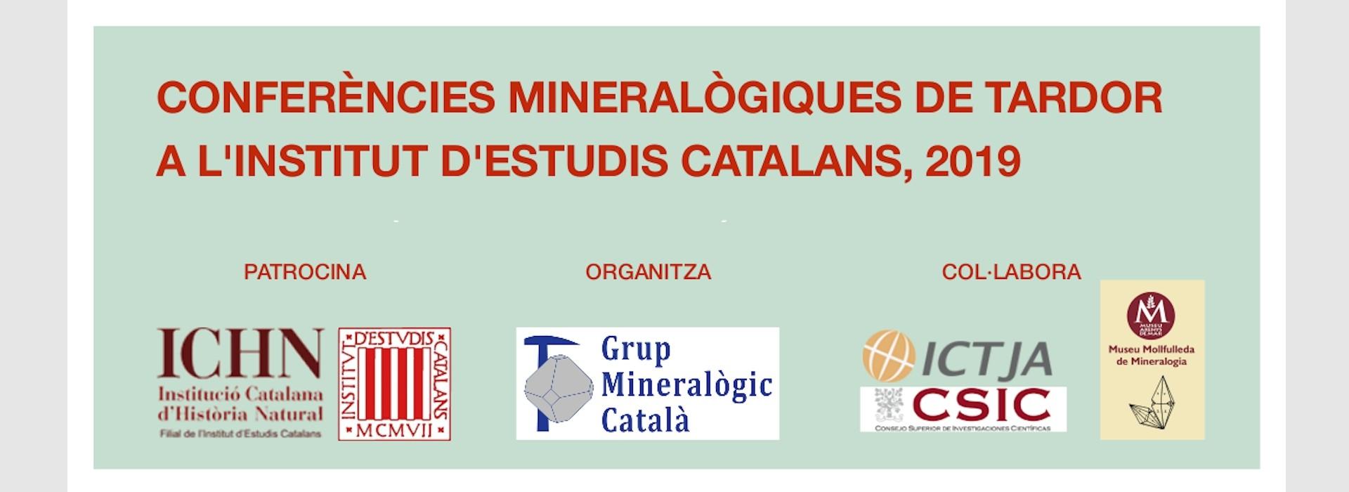 Conferencia. De Marruecos a las Azores detrás de los minerales
