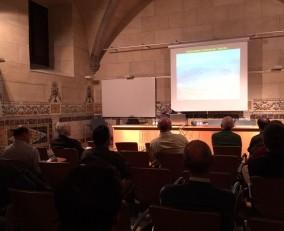 Conferència. Visita guiada a l'Institut de Ciències de la Terra