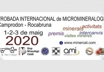 4a Trobada de Micromineralogia  i Sistemàtica Mineral  a Camprodon - Rocabruna  Ripollès, Girona, Catalunya