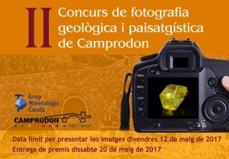 II Concurso de fotografía geológica y paisajística de Camprodon