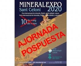 >>POSPUESTA<< MineralExpo Sant Celoni 2020