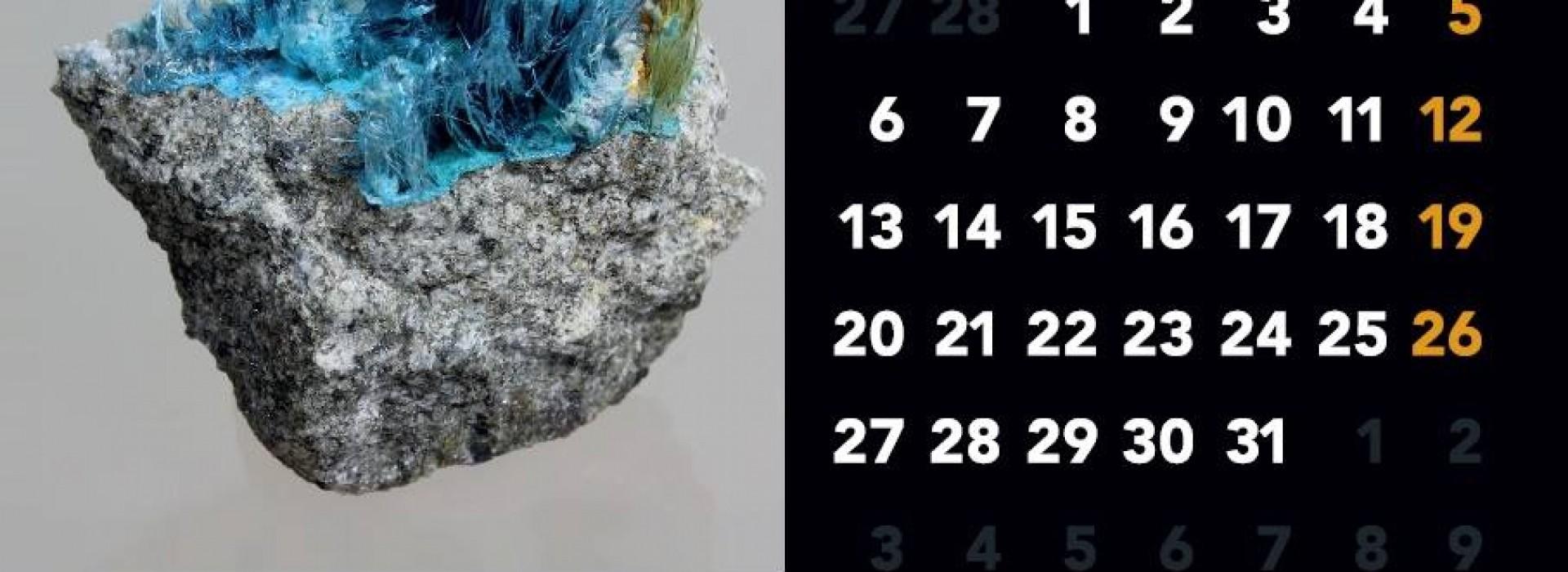 Calendari de sobretaula GMC 2017