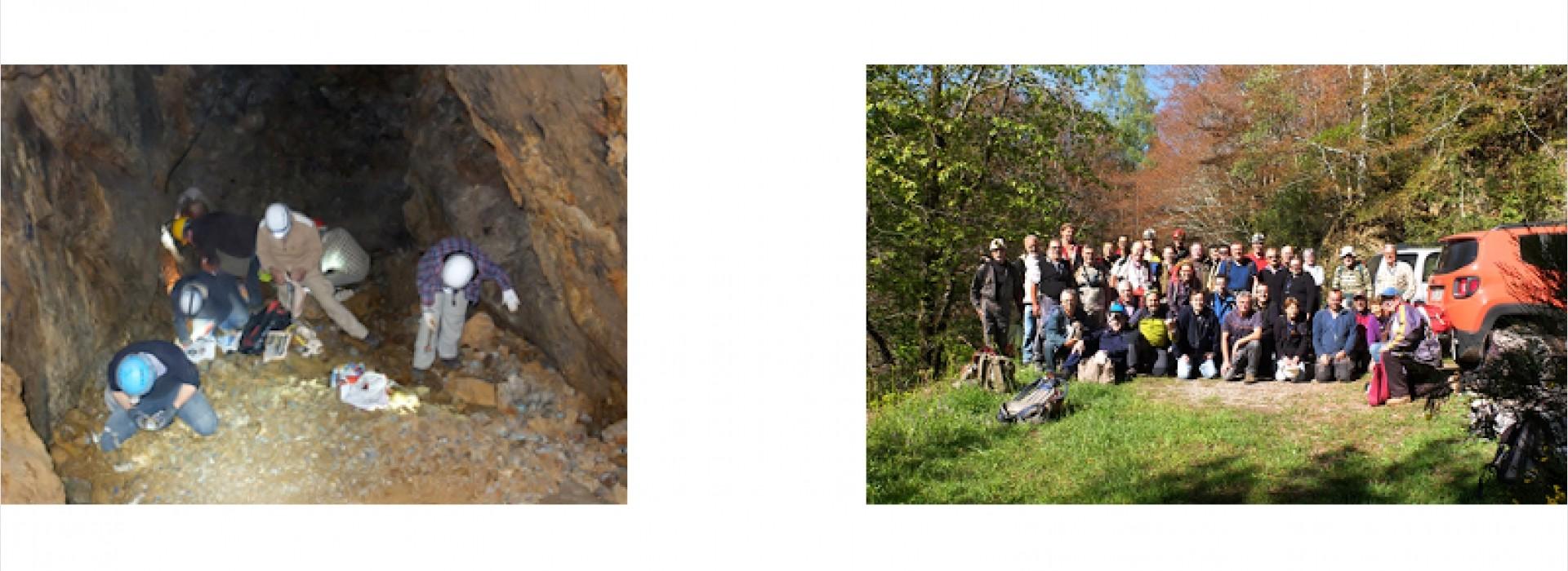 >>POSPUESTA<< 4a Trobada de Micromineralogia  i Sistemàtica Mineral  en Camprodon – Rocabruna,  Ripollès, Girona, Catalunya