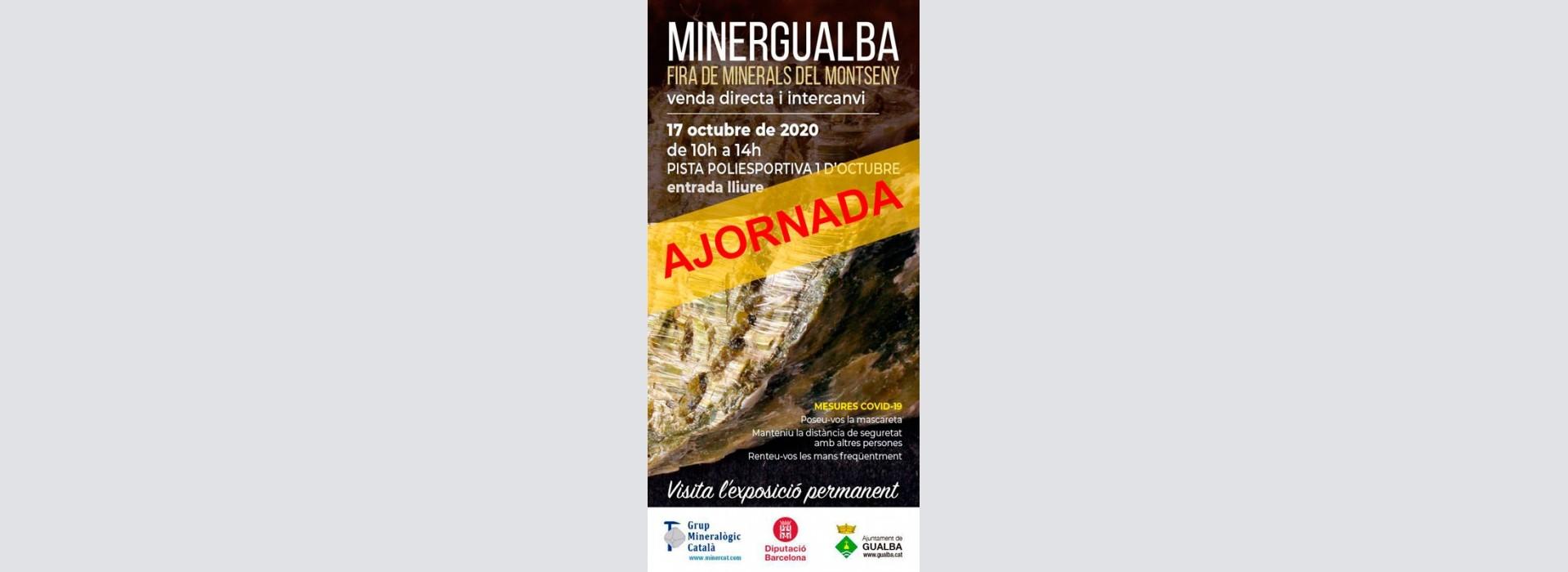 MINERGUALBA 2020 (3a edició) - APLAZADA