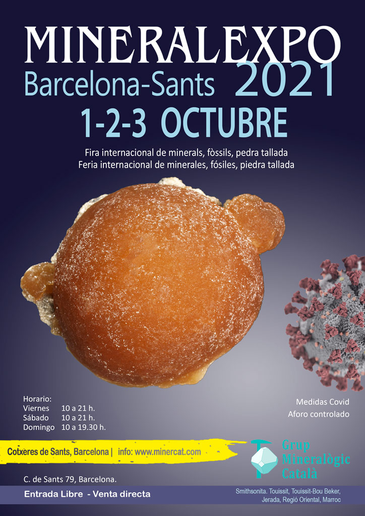 Mineralexpo Barcelona-Sants