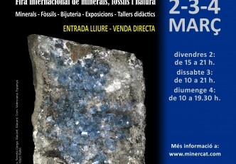 MineralExpo Barcelona-Sants 2018