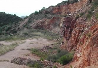 Sortida del GMC a la zona de Toràs i la Vall d'Uixó, Castelló, Comunitat Valenciana.