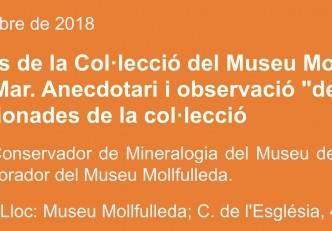 Conferència 5. 4t Cicle de Conferències Mineralògiques de Tardor 2018