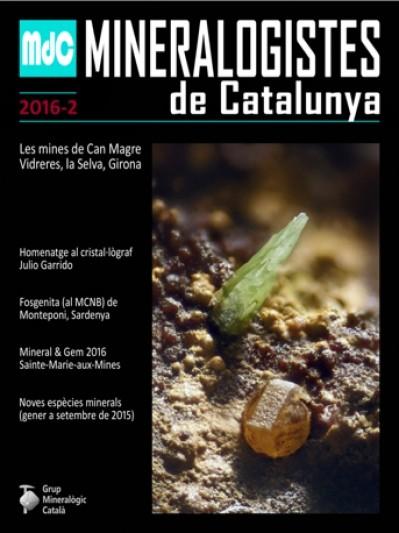 Mineralogistes de Catalunya (2016-2)