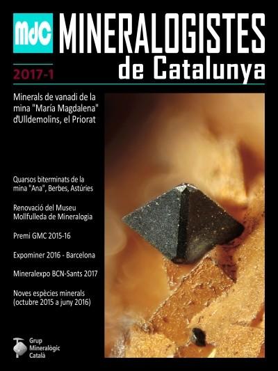 Mineralogistes de Catalunya (2017-1)