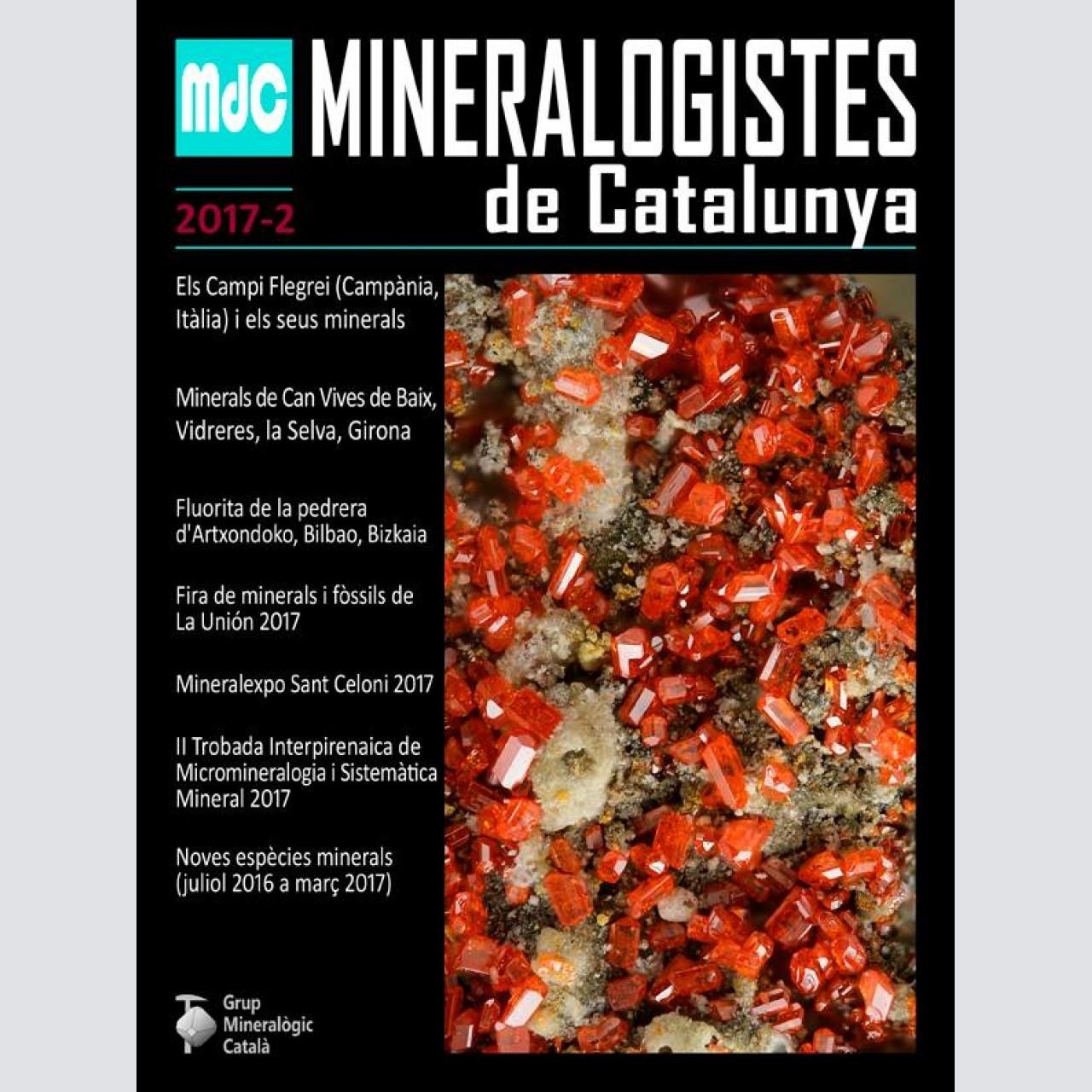 Mineralogistes de Catalunya (2017-2)