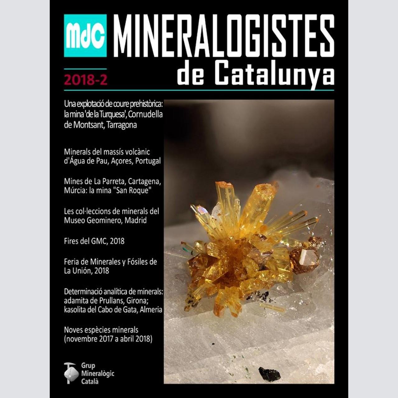 Mineralogistes de Catalunya (2018-2)