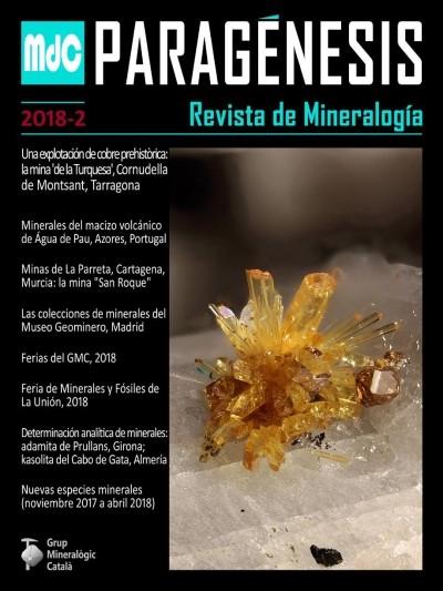 Paragénesis. Revista de Mineralogía (2018-2)