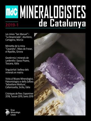 Mineralogistes de Catalunya (2019-1)