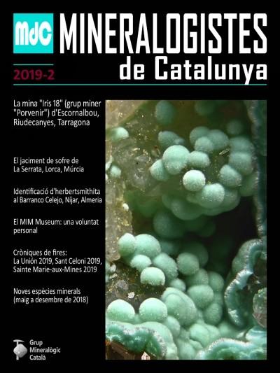 Mineralogistes de Catalunya (2019-2)