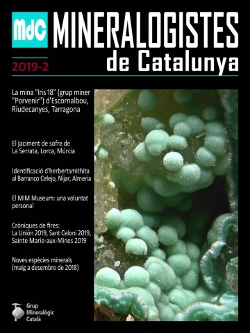 Mineralogistes de Catalunya (2019-2)