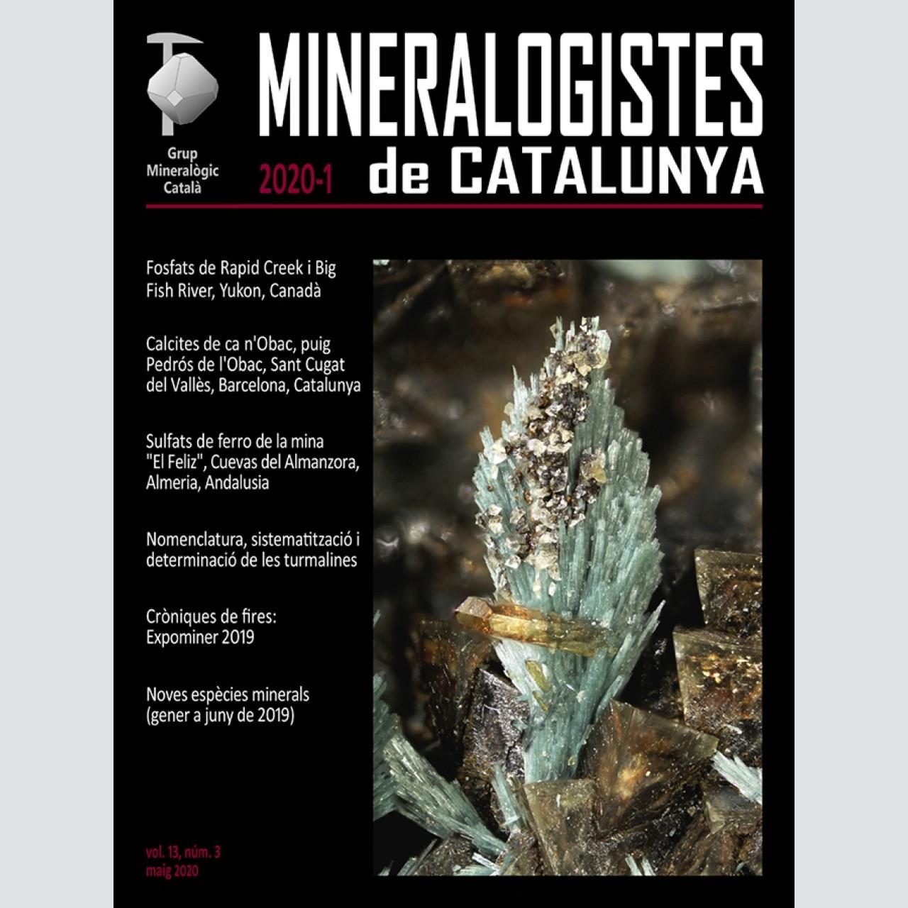 <em>Mineralogistes de Catalunya</em> (2020-1)